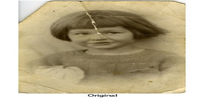 Photo Restoration, Old Photo Repair and Retouching Service ...